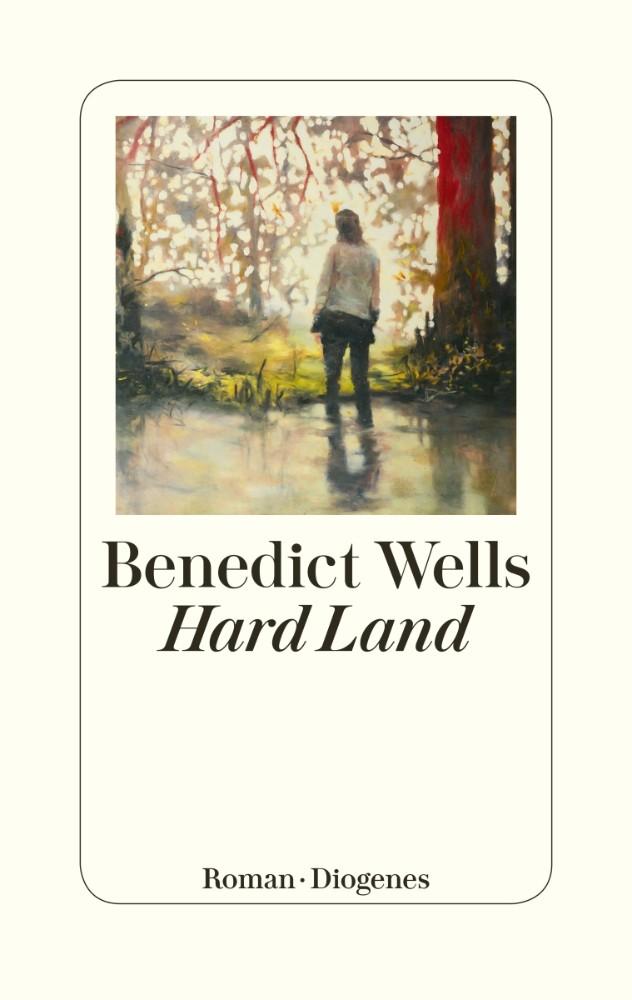 """Cover von """"Hard Land"""""""