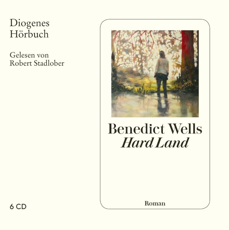 "Cover vom Hörbuch zu ""Hard Land"""